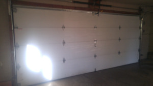 16ft garage door