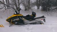 2004 Skidoo Summit 800 151""