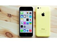 Apple iPhone 5c on EE/ Virgin/ orange and t-mobile