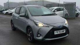 image for 2020 Toyota YARIS HATCHBACK 1.5 Hybrid Excel 5dr CVT Auto Hatchback Petrol/Elect