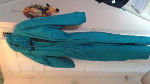 Ladies one piece Snow Suit with unattached vest Kingston Kingston Area image 4