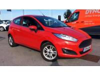 2014 Ford Fiesta 1.25 82 Zetec 3dr Manual Petrol Hatchback