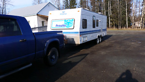 1995 Prowler 27ft  Travel Trailer For Sale or Trade