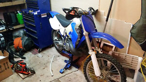 2001 YZ-250 2Stroke - Lots of new Parts