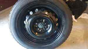 Toyo tires with rims