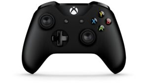 BLACK WIRELESS XBOX ONE CONTROLLER FOR SALE