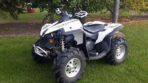 2011 CanAm Renegade 800R 4X4 Quad