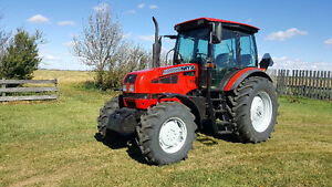 New MTZ 1523 155 HP MFWD Tractor , No Emissions ! Now In Stock!