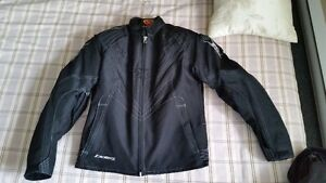 MOTOCYCLE JACKET IXON (WOMEN)