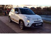 2016 Fiat 500L 1.3 Multijet 95 Trekking 5dr Manual Diesel Hatchback