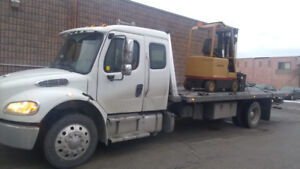 Cheap Flatbed Towing Services- Call / Text 647-795-3066
