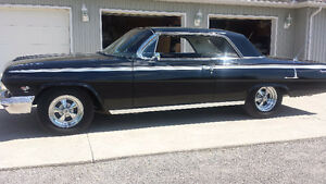 1962 Chevy Impala SS  **Located in Lindsay**