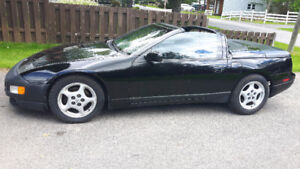 1993 Nissan 300ZX Convertible - looking for Mini Cooper