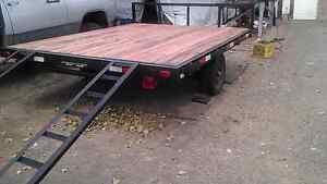 3500lb 8ft x 10ft trailer  Prince George British Columbia image 2