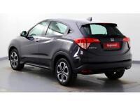 2017 Honda HR-V 1.6i-DTEC SE (s/s) Diesel black Manual