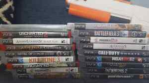 Ps3 and multiple game contollers guns