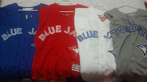 TORONTO BLUE JAYS JERSEYS, NEW WITH TAGS! DONALDSON BAUTISTA