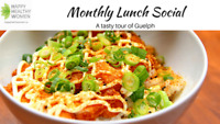 Happy Healthy Women-Monthly Lunch Social