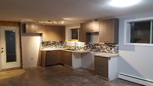1500sq ft Brand New Walk Out Legal Basement Suite