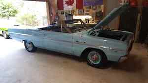 1966  Dodge Coronet Convertible 440 model