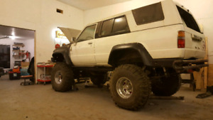 1989 toyota 4runner with 350 sbc