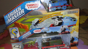 Still in packaging *Thomas the train* set