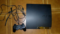 160GB PS3 + 9 Games.
