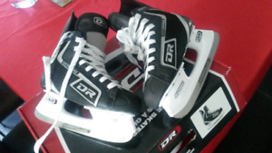 Patins de hockey taille 6