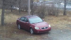 2003 Nissan Altima SE Sedan