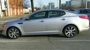 2011 Kia Optima Sedan EX Luxury