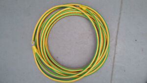 Copper cable size OO (.36 inch) x 28 ft long