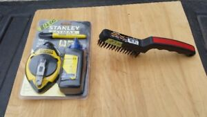 VARIOUS NEW AND USED HAND TOOLS-LOT 3