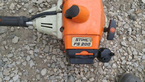 stihl electric weed eater owners manual