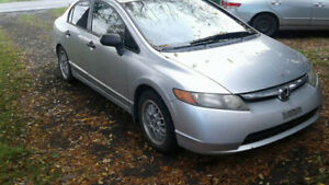 2006 Honda Civic berline automatique