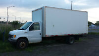 2004 Ford F-450 cube 16 pied Autre