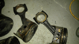 400 chevy connecting rods