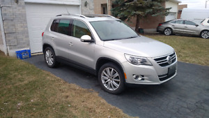 2009 Volkswagen Tiguan,   highline, navigation, leather