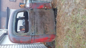 1936 chev project truck