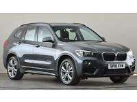 2018 BMW X1 xDrive 20d Sport 5dr Step Auto Estate diesel Automatic