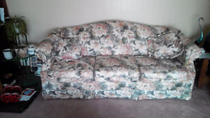 Matching Couch and Love-seat, Almost never used