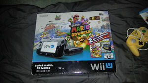 Nintendo Wii U with games FOR SALE