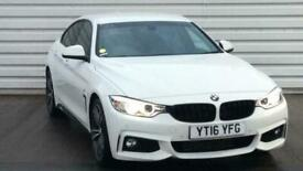 image for 2016 BMW 4 Series 420d [190] M Sport 5dr Auto [Professional Media] Coupe diesel