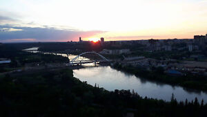Luxury Two Bedroom Condo w/ River Valley View on Saskatchewan Dr