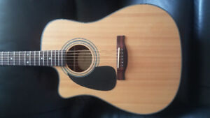 L/H Fender Semi Acoustic