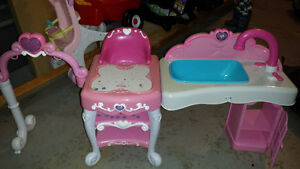 baby/ doll play set