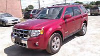 2008 Ford Escape LIMITED SUV V6 4*4