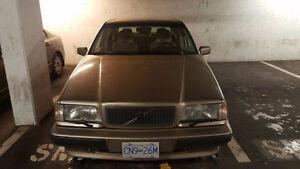 1994 Volvo 850 Base Sedan