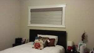 Fully furnished large bedroom for rent in Eagleridge Area
