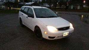 2006 Ford Focus Wagon - Certified & E-tested