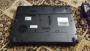 Toshiba satellite l300 laptop